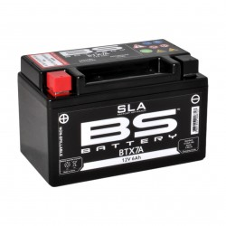 BATERÍA BS BATTERY SLA BTX7A (FA)