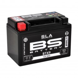 BATERÍA BS BATTERY SLA BTX9 (FA)