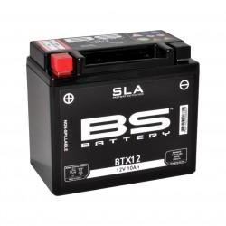 BATERÍA BS BATTERY SLA BTX12 (FA)
