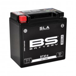 BATERÍA BS BATTERY SLA BTX14 (FA)