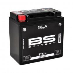 BATERÍA BS BATTERY SLA BTX14 (FA)