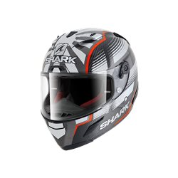 SHARK RACE-R PRO CARBON ZARCO MALAYS GP ROJO ANTRACITA