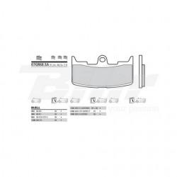 BUELL XB12 S LIGHTNING 1200 (04-08) DELANTERAS BREMBO