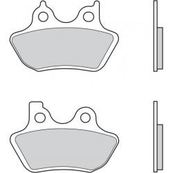 HARLEY DAVIDSON FLHR/I ROAD KING 1450 (05-06) DELANTERAS BREMBO