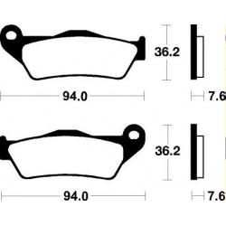 KTM ADVENTURE 640 (98-02) DELANTERAS BREMBO