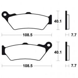 KTM ADVENTURE R 990 (10-12) DELANTERAS BREMBO