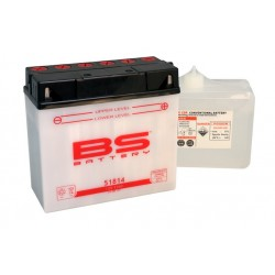 BATERIA MOTO BS BATTERY 51814