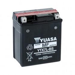 BATERIA MOTO YUASA YTX7L-BS COMBIPACK (CON ELECTROLITO)