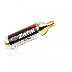 CARTOUCHE CO2 ZEFAL 16G FILETE X2
