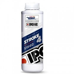 ACEITE IPONE STROKE4 5W40 100% SYNTHESE (BIDON 1 LITRE)