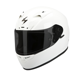SCORPION EXO 710 SOLID BLANCO BRILLO