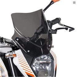 KTM DUKE 390 CUPULA AEROSPORT BARRACUDA