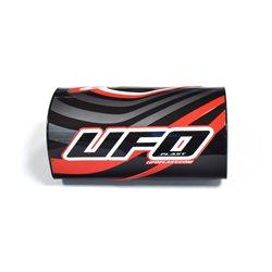 PROTECTOR DE MANILLAR UFO SIN BARRA SUPERIOR NEGRO PR02510K