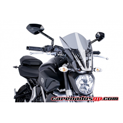 YAMAHA MT 07 14' TOURING NEW GENERATION