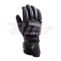 GUANTES INVIERNO OXFORD PILOT WATERPROOF NEGRO TALLA XL